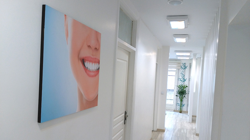 کلینیک دندانپزشکی پارک وی